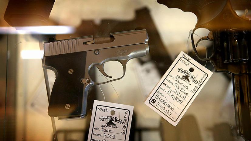 Нью-Йорк готовится к принятию запрета на оружие