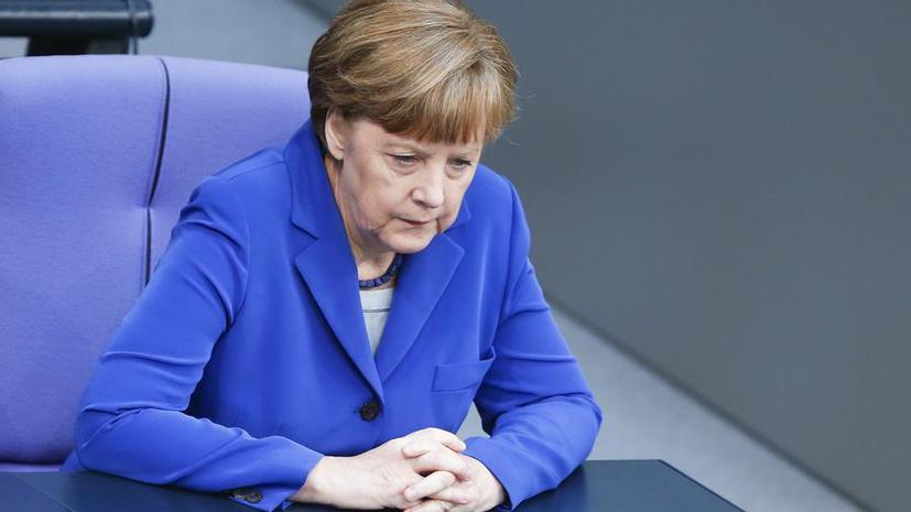 Ангела Меркель: Вопрос о снятии или продлении санкций против РФ будет обсуждаться ЕС в июле