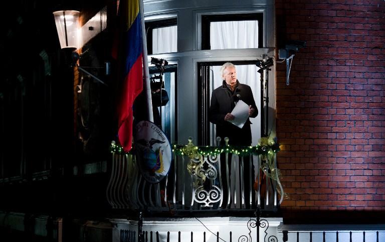 Наблюдение за Джулианом Ассанжем уже стоило британским налогоплательщикам $8 млн