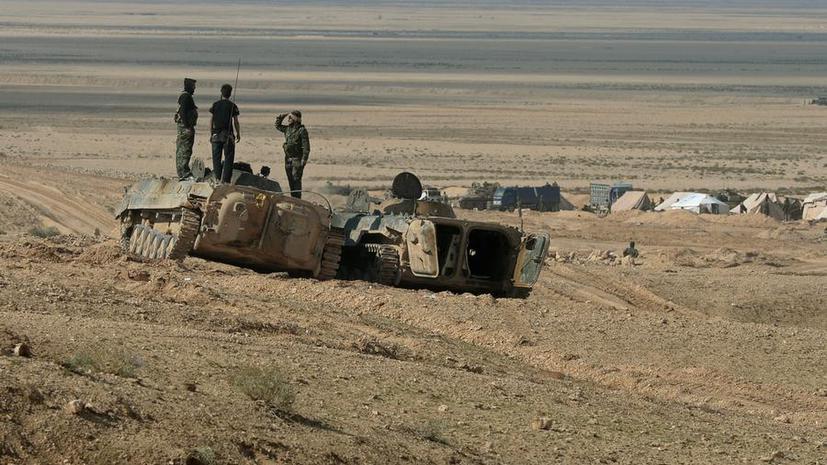 Сирийский генерал: За два дня ВВС Сирии поразили 150 объектов террористов