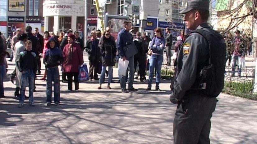 В Белгороде объявили траур по жертвам стрелка-рецидивиста