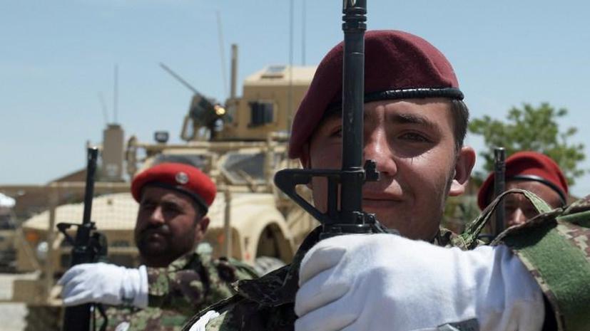 Помощь афганской армии и полиции обошлась США почти в $20 млрд