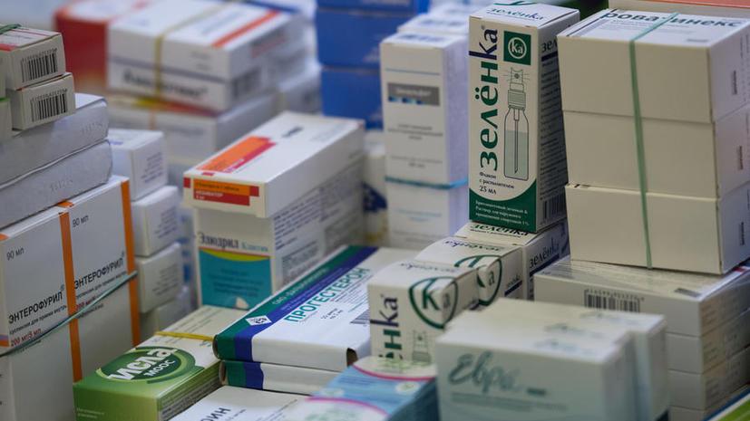 СМИ: К 2018 году практически все лекарства в России будут отечественного производства
