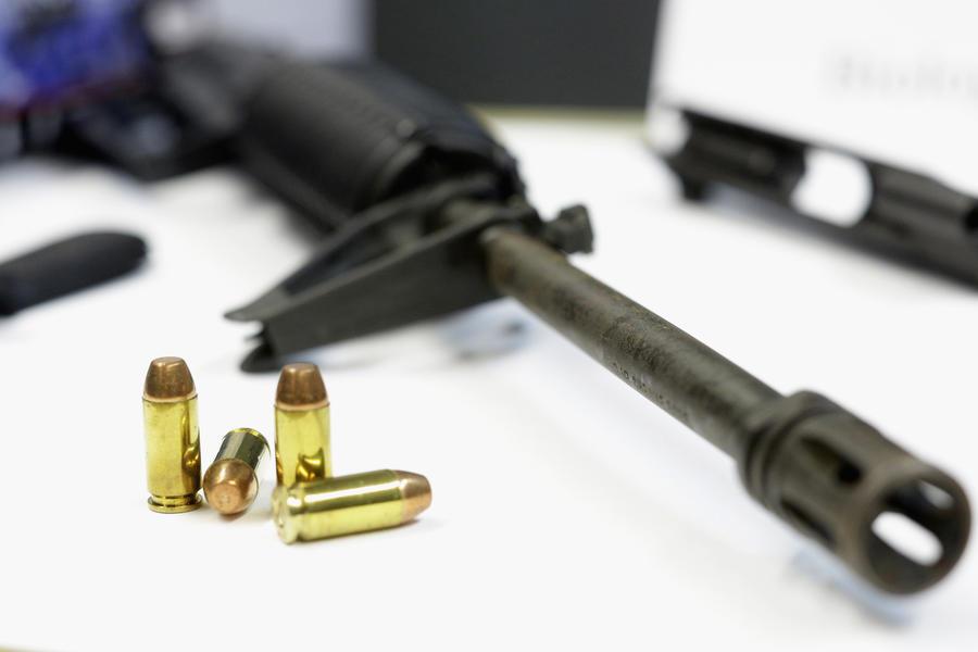 Американцы выпустили антиисламские пули со свининой