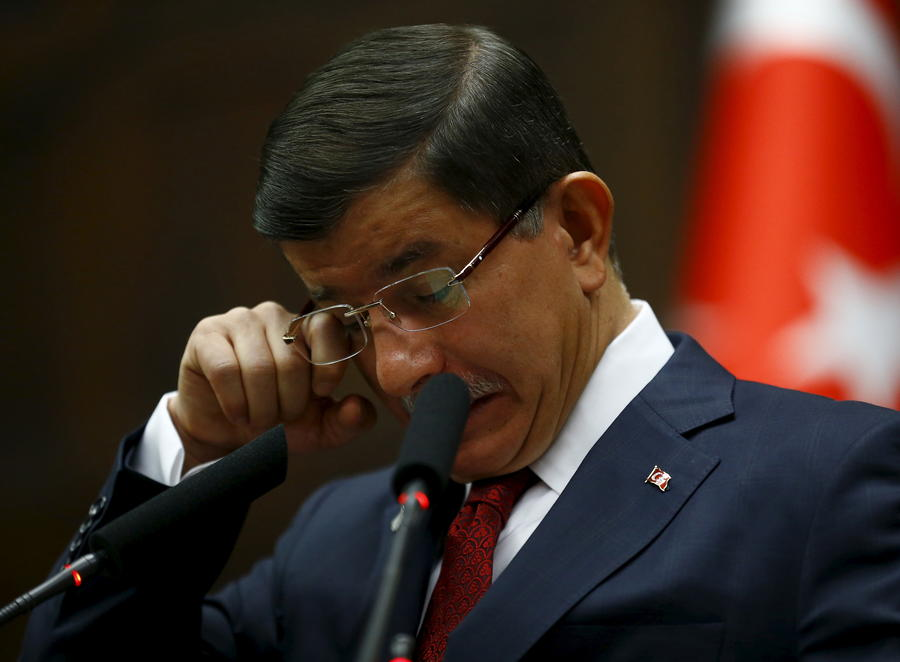 Два лица премьера Турции: риторика до и после атаки на Су-24