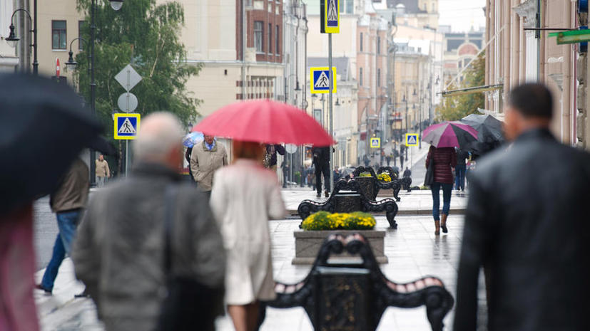 Пешеходные зоны станут доступны для проезда транспорта