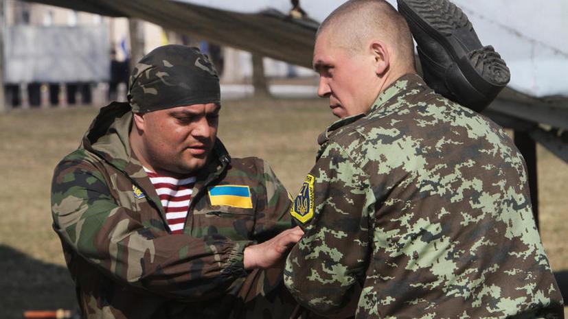 Ветеран «Беркута»: Национальная гвардия Украины – это мыльный пузырь