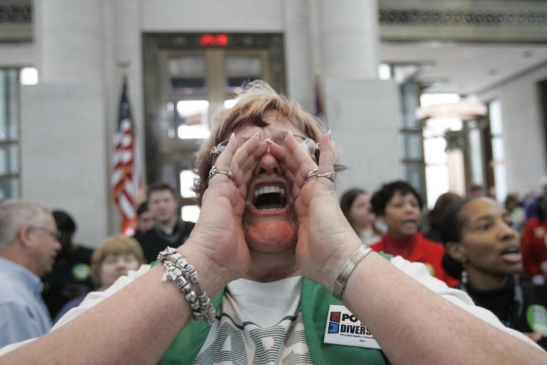 Дефицит бюджета США превысил $120 млрд