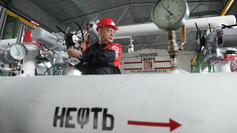Bloomberg: Россия сохранила позицию мирового лидера по производству нефти