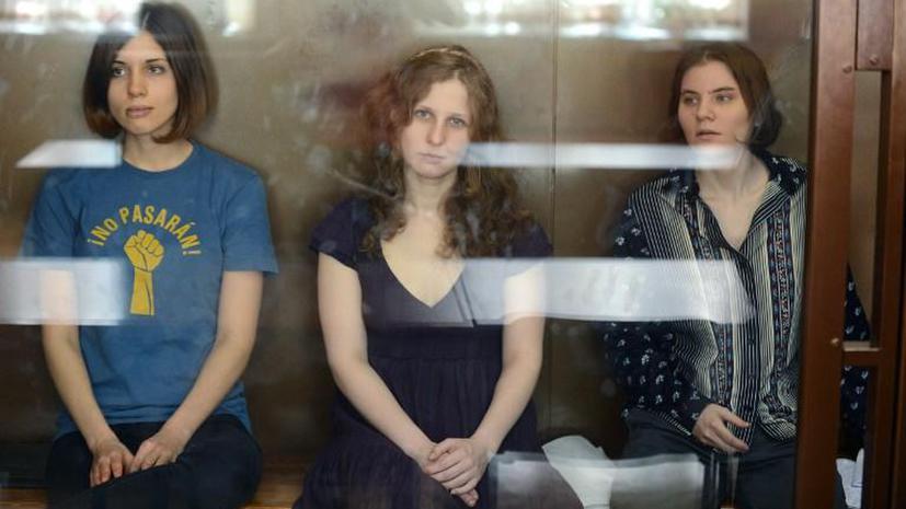 Иностранные музыканты написали очередное письмо в защиту Pussy Riot