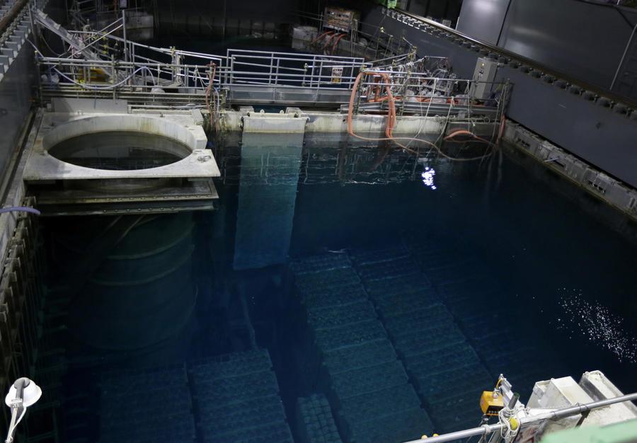 Робот впервые обнаружил места утечек радиоактивной воды на «Фукусиме»