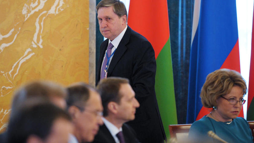 Кремль рассчитывает на скорую выдачу Белоруссией главы «Уралкалия»