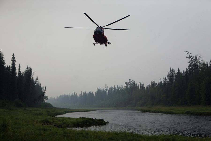 Следствие рассматривает три версии трагедии с Ми-8 в Якутии