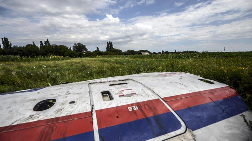 Политолог: В Германии заявили о вине ополченцев в крушении Boeing, чтобы загладить вину перед США