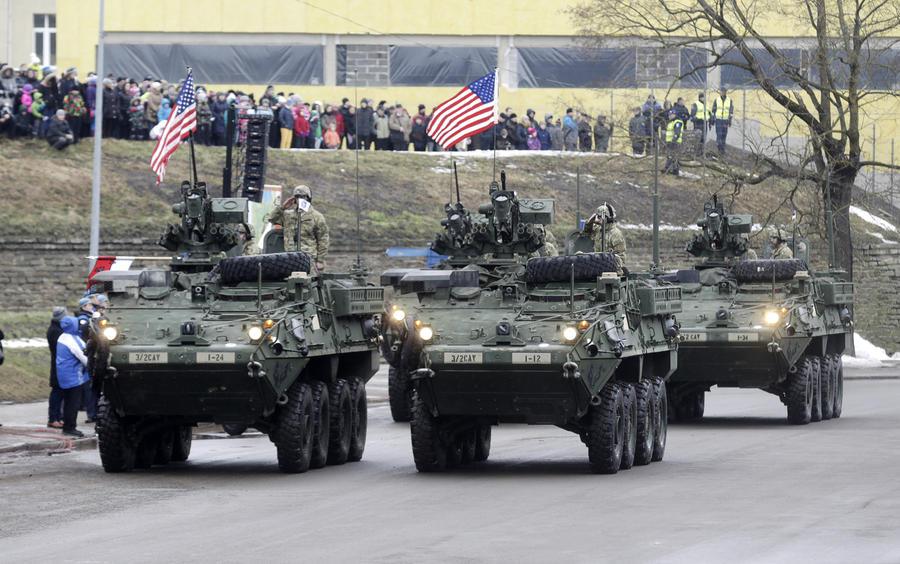 СМИ: Вашингтон готовит «литовских марионеток» к войне с Россией