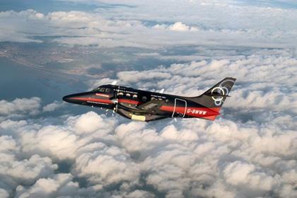 В Великобритании совершил первый полёт беспилотный пассажирский самолёт