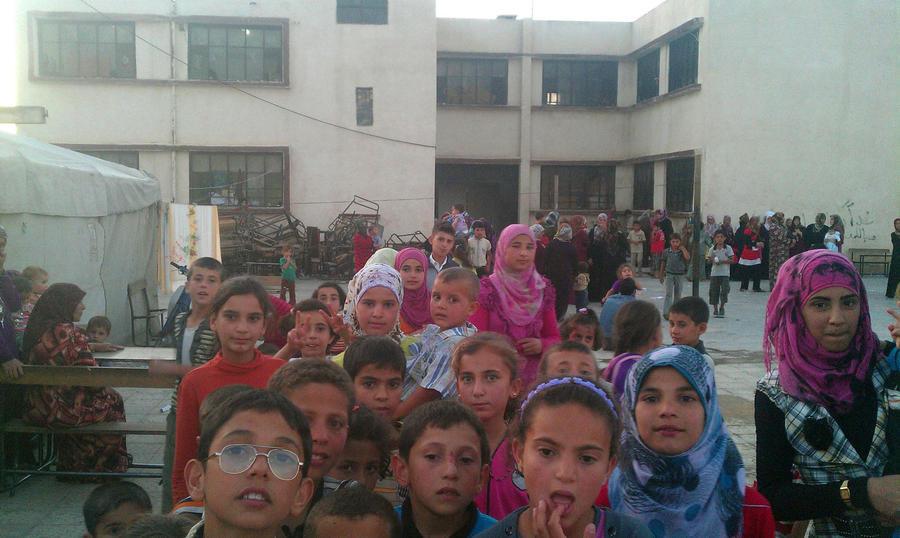 В сирийском Хомсе боевики обстреляли школу и телецентр, есть погибшие