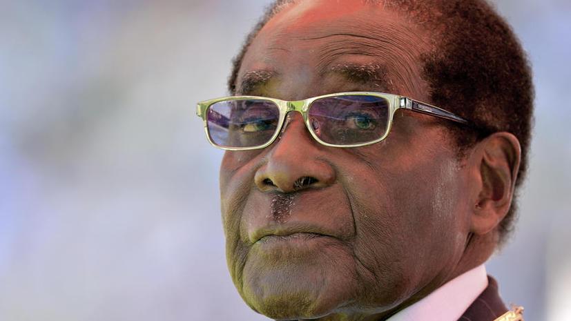 Зимбабве угрожает Великобритании и США ответными экономическими санкциями