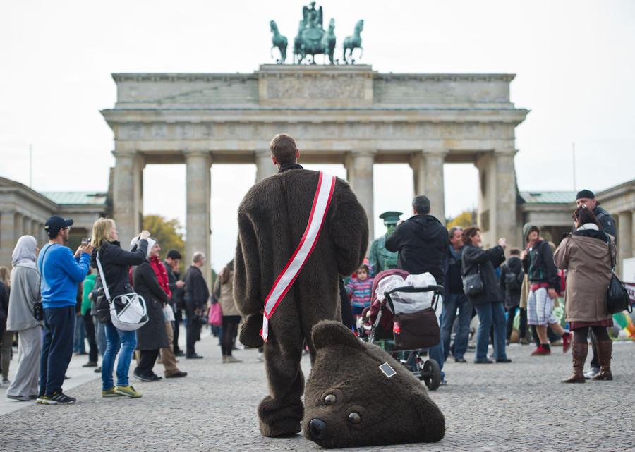 Число проживающих в Германии иностранцев достигло 7,2 млн человек