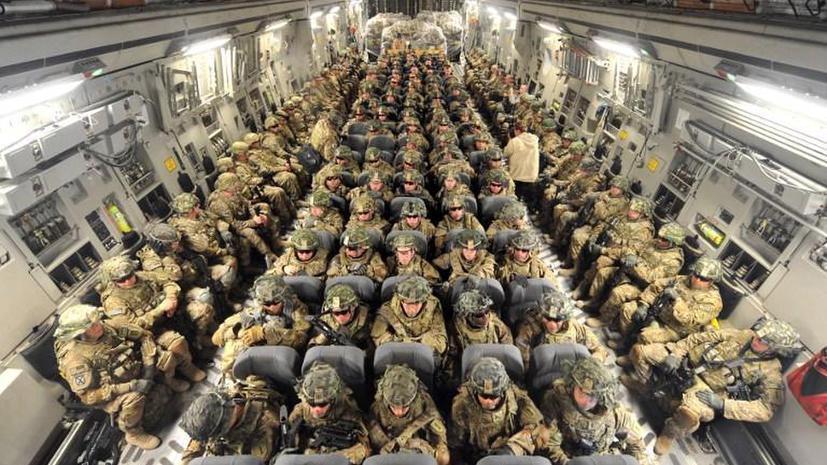 Опрос: 50% американцев выступают против вторжения в Сирию
