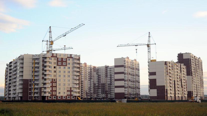 В Москве падают цены на жилье