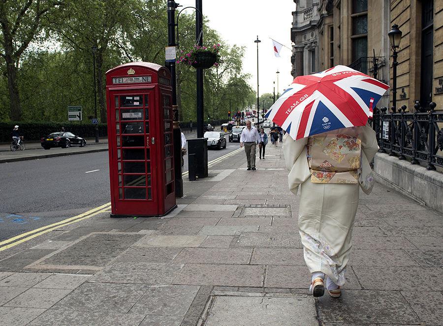 Для каждого пятого жителя Лондона английский не является родным языком
