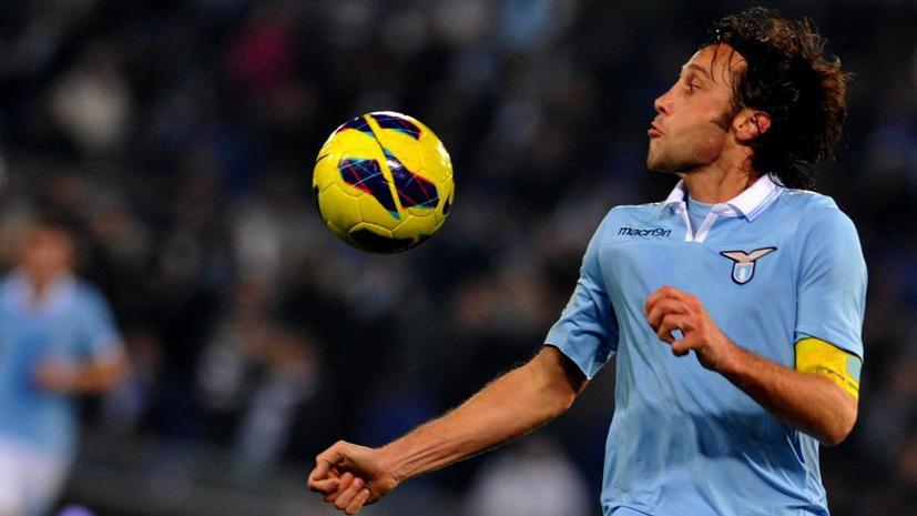 Капитан «Лацио» Стефано Маури дисквалифицирован на полгода за участие в договорных матчах