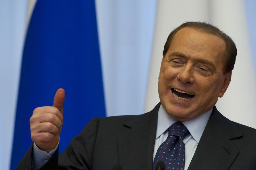 Сильвио Берлускони: ЕС необходимо укреплять связи с Россией