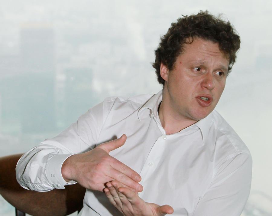 Сергей Полонский потребовал от Александра Лебедева 1 млрд рублей