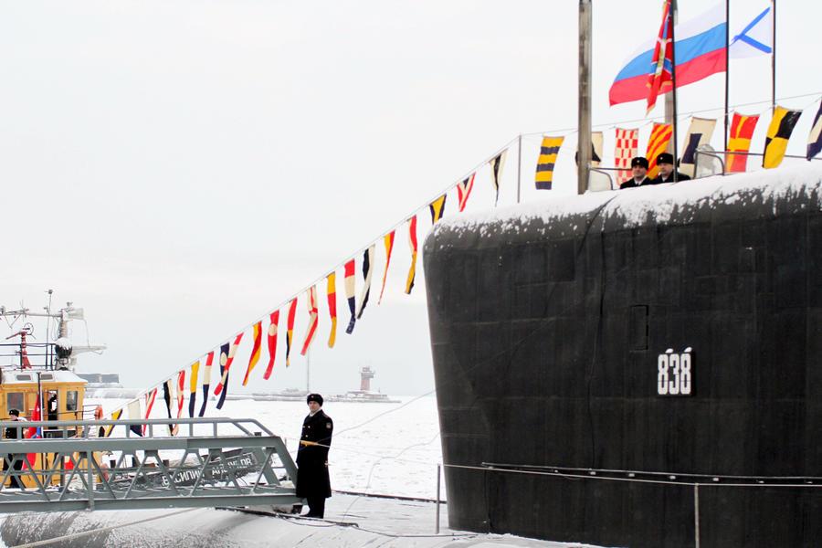 СМИ: Россия стала мировым технологическим лидером в подводном флоте