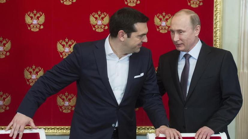 Американские СМИ: США проиграют Европу России из-за греческого кризиса