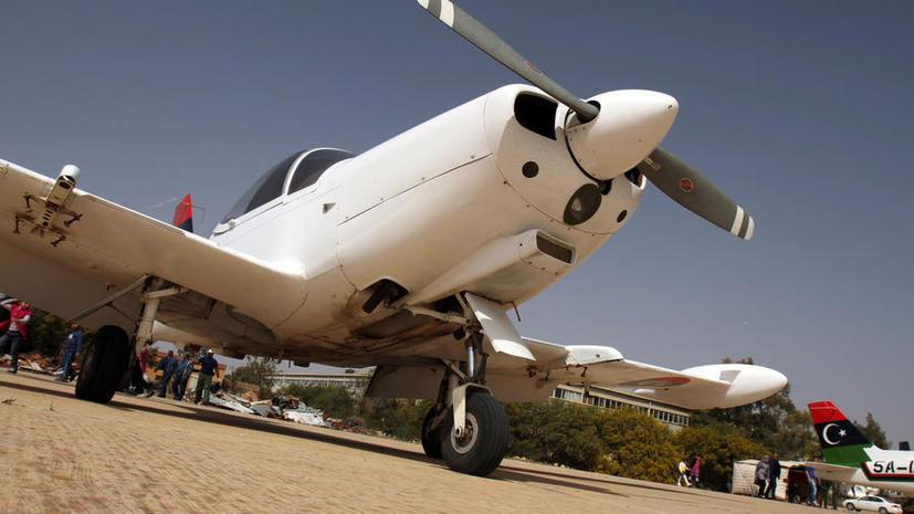 Гость на ливийской свадьбе случайно обстрелял самолет