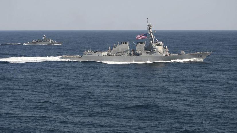 Китай предупредил США, что провокации в Южно-Китайском море приведут к войне