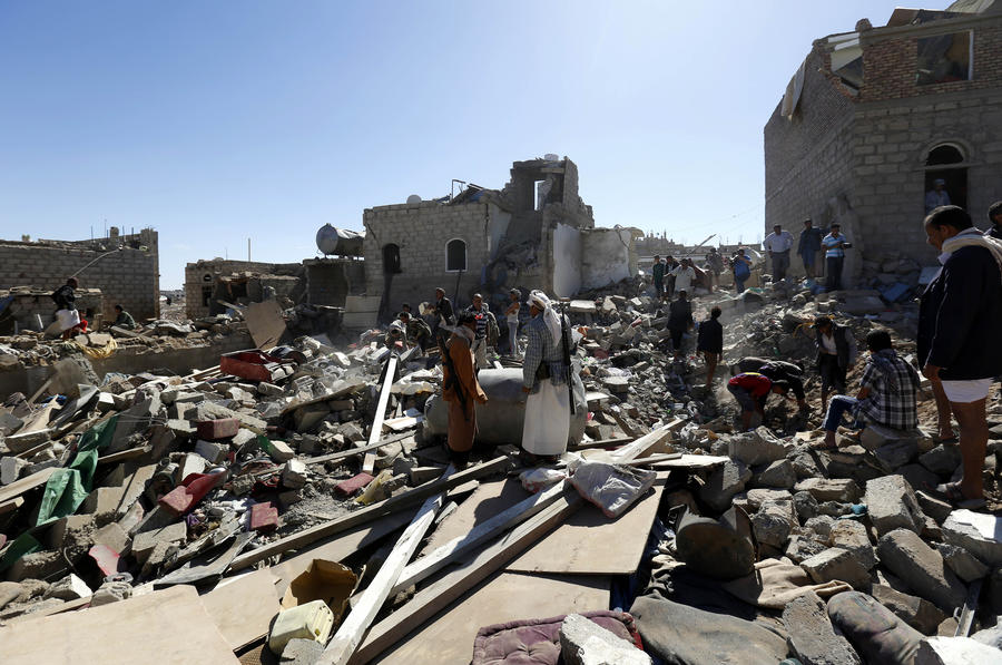 Эксперт: Военная операция в Йемене привела к разжиганию гражданской войны