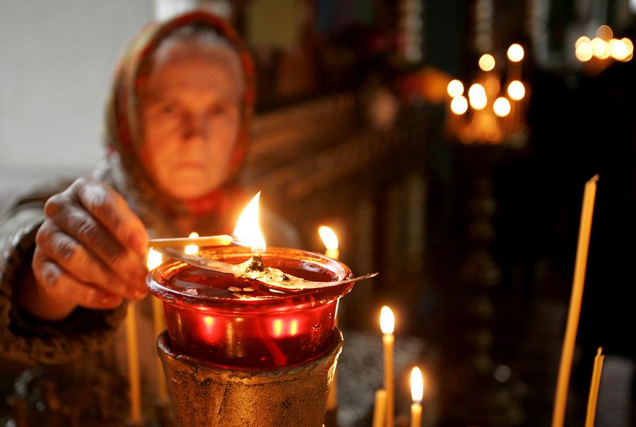 В США и на Украине ограблены церкви