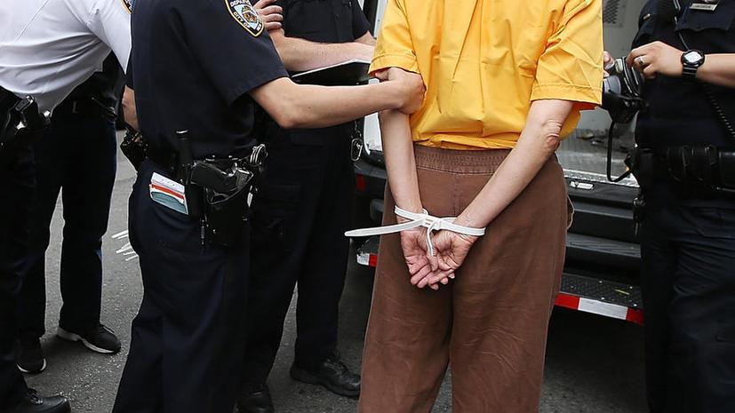 Полиция в США арестовала женщину за игру на банджо в поддержку Сирии