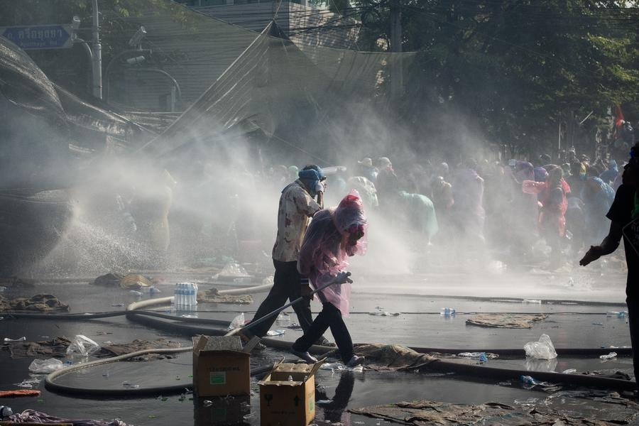 Лидера оппозиции Таиланда обвинили в попытке госпереворота