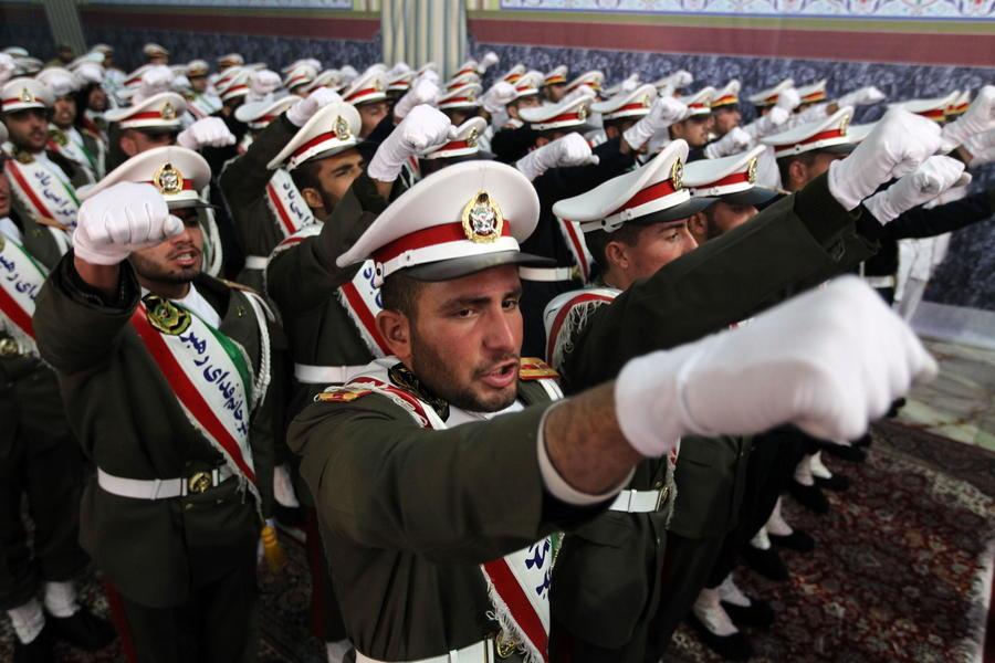 Иран отправит 4 тыс. солдат на помощь Башару Асаду