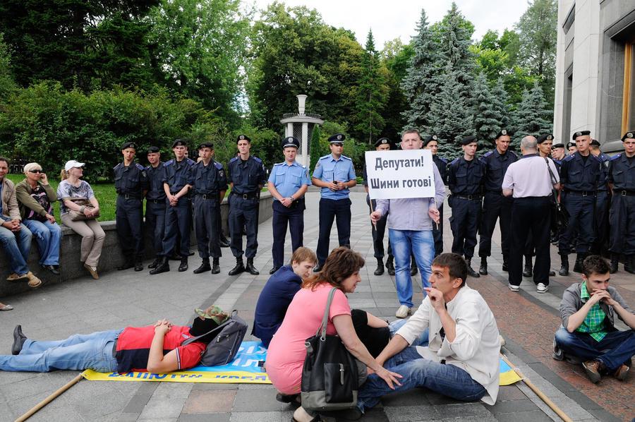 Американские СМИ: Киев узаконил рабство, чтобы расплатиться с США
