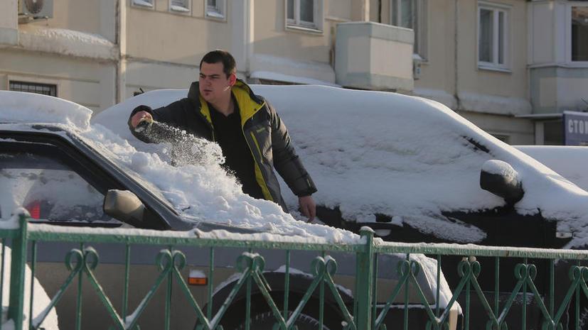 Синоптики: Зима в Москве закончится завтра