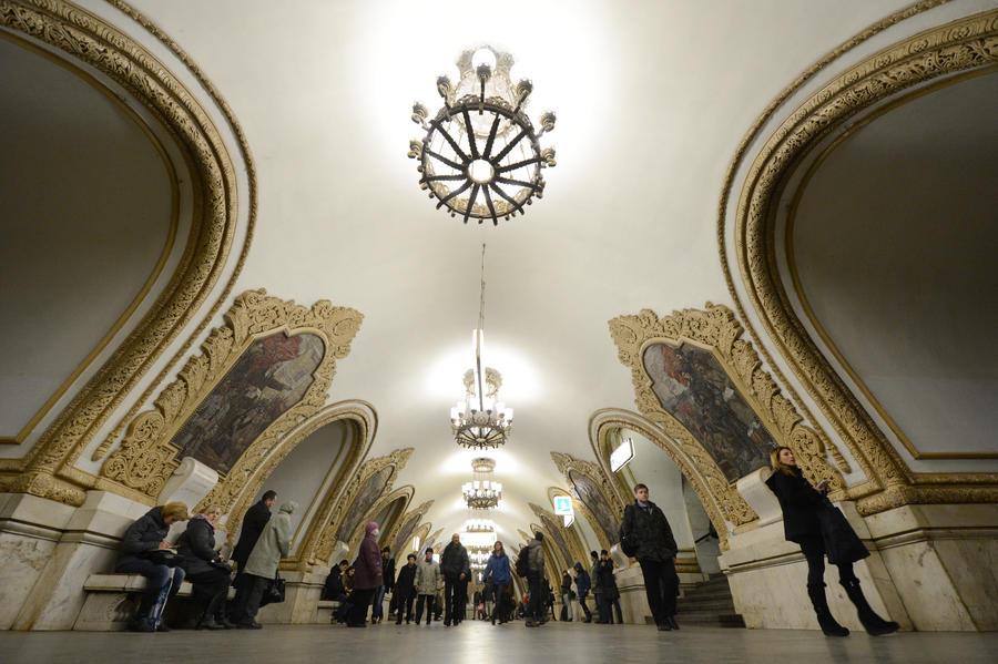 WiFi в московском метро обойдётся в 1,6 млрд рублей