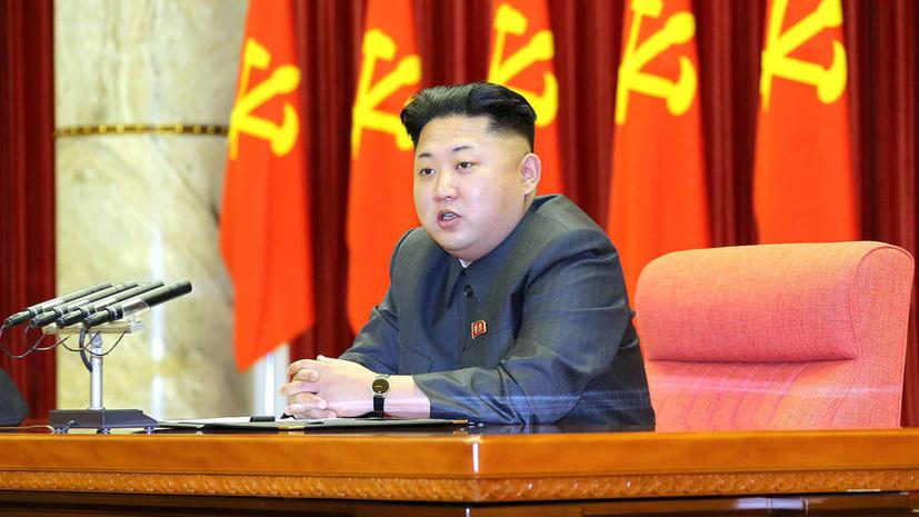 Всех мужчин в Северной Корее обязали носить причёски, как у Ким Чен Ына