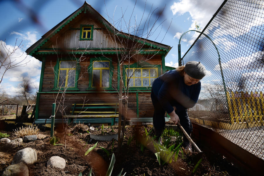 КПРФ выступила с инициативой наделить всех россиян землёй