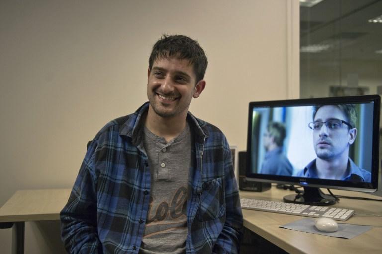 Фильм о похождениях Эдварда Сноудена набирает популярность