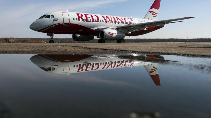 Самолёты компании Red Wings после крушения A321 в Египте будут облетать Северный Синай