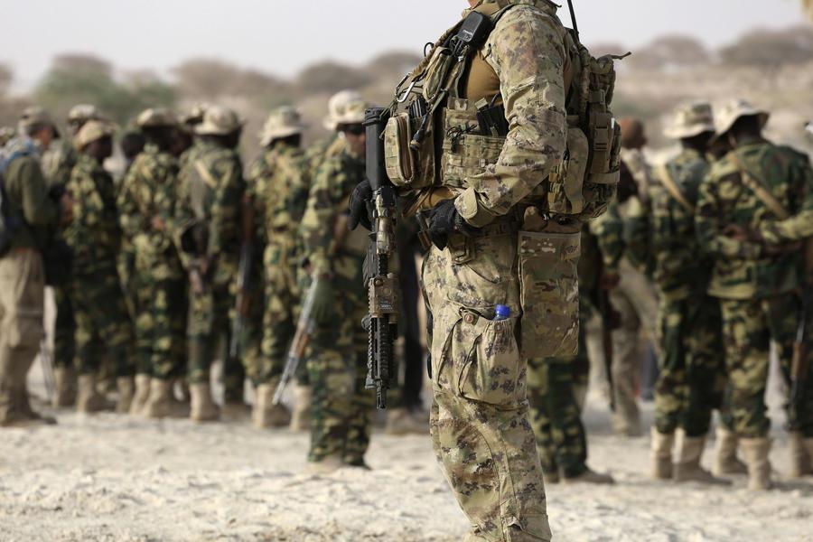 Американские СМИ: В США легально действует секретное спецподразделение «охотников на людей»