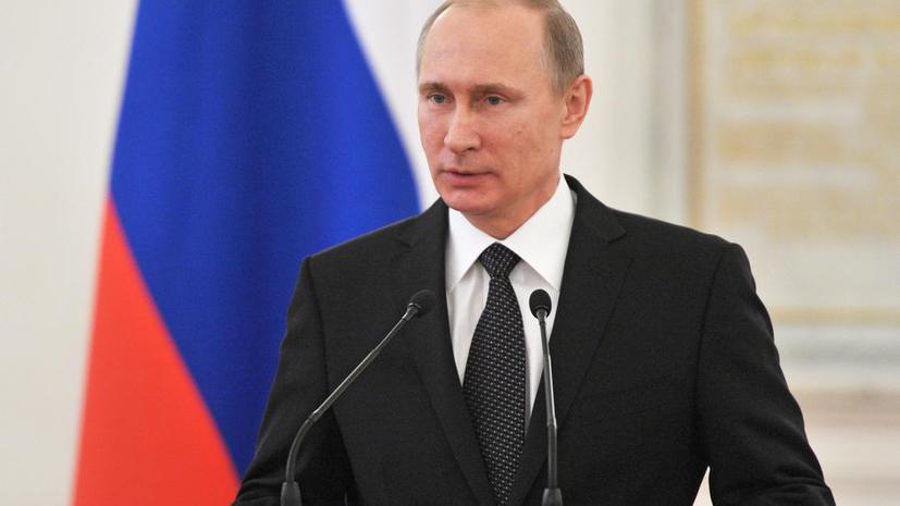 Владимир Путин сегодня примет участие в жеребьёвке ЧМ-2018 по футболу
