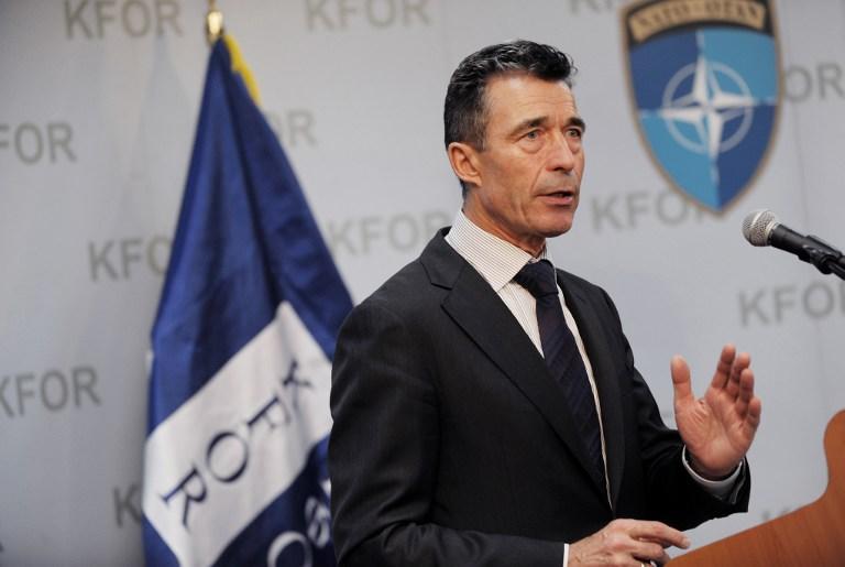 НАТО не будет принимать участие в атаке на Сирию