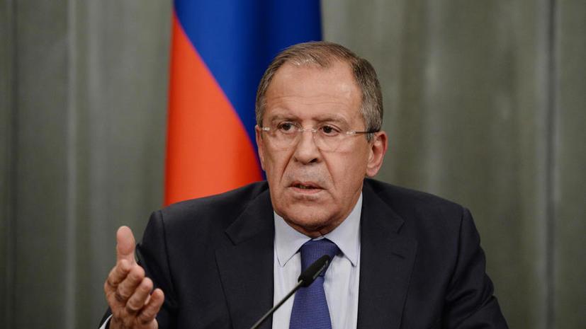 Сергей Лавров: Ситуация с «Мистралями» – проблема не России, а Франции