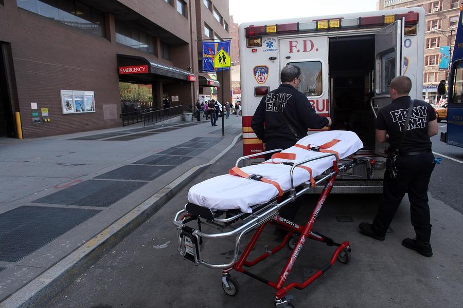 В США годовалая девочка умерла из-за того, что мать забыла её в машине